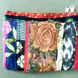 Clutch Bag w/Zip